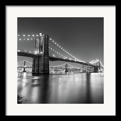 Built Structure Photographs Framed Prints