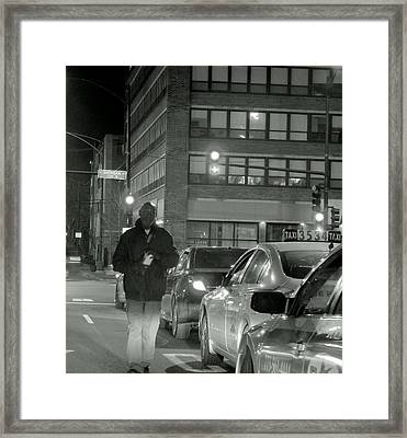 Brother Can You Spare .50 Framed Print