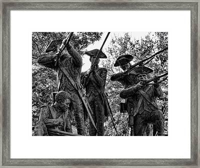 Brotherhood Framed Print