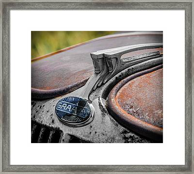 Framed Print featuring the photograph Brothers by Jeffrey Jensen