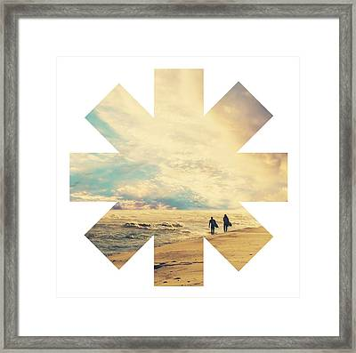 Brothers Framed Print by Rhcp
