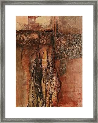 Broussard's Lament Framed Print