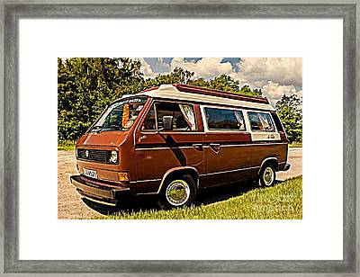 Brown Betty Framed Print by S Poulton