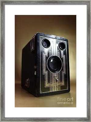 Brownie Six-16 Framed Print by Erick Schmidt