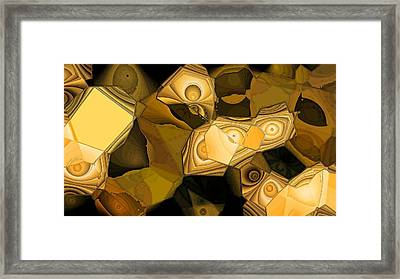 Browns Framed Print by Ron Bissett