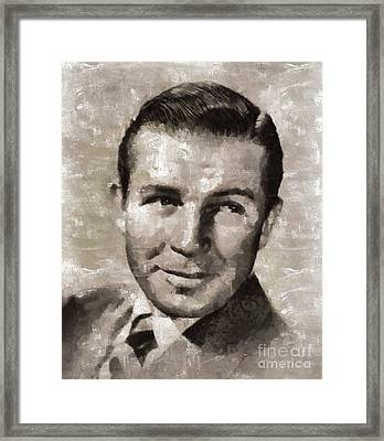 Bruce Cabot, Actor Framed Print