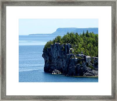 Bruce Peninsula National Park Framed Print by Cale Best