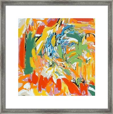 Bruckner Framed Print by Garry Pisarek