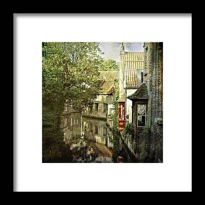 Belguim Framed Prints