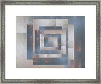 Brushed 23 Framed Print by Tim Allen