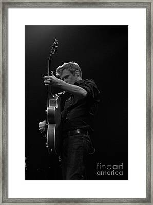 Bryan Adams Framed Print