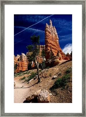 Bryce Canyon 10 Framed Print by Art Ferrier