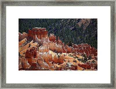 Bryce Canyon  Framed Print by Jane Rix