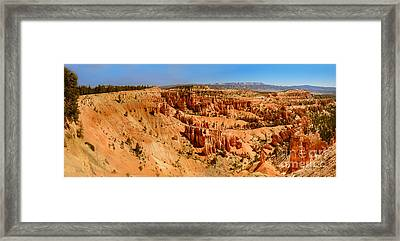 Bryce Canyon National Park Framed Print by Robert Bales