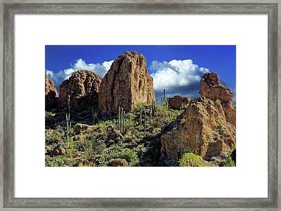 Bryce Canyon, Superior Az 1  Framed Print
