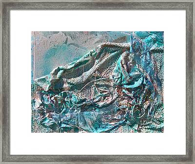 Bubble Abstract #81817 Framed Print