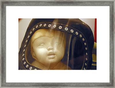 Bubble Framed Print by Jez C Self