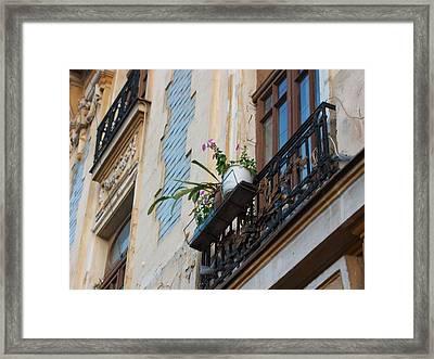 Bucharest 1 Framed Print