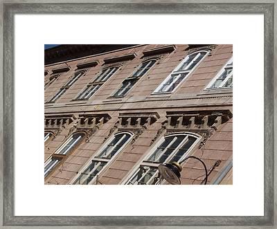 Bucharest 3 Framed Print