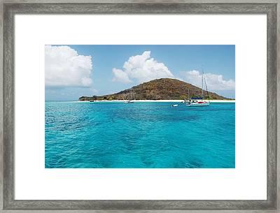 Buck Island Reef National Monument Framed Print