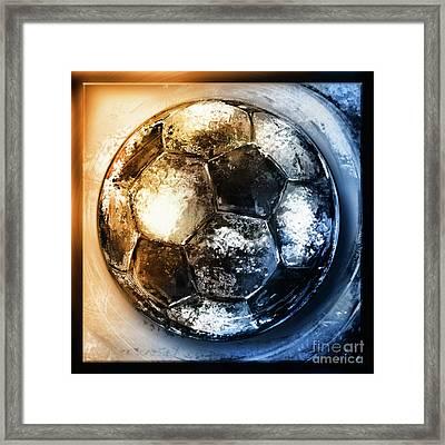 Buckminster-2 Framed Print by Shevon Johnson