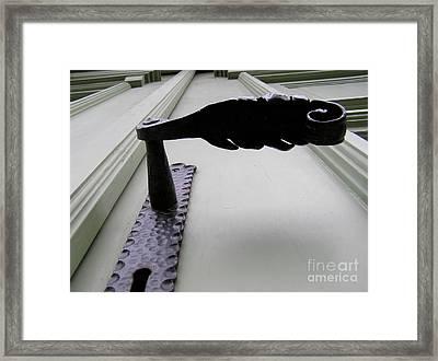 Budapest 02 Framed Print