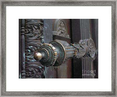 Budapest01 Framed Print