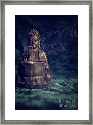 Buddah Framed Print