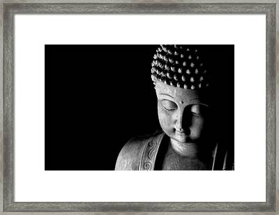 Buddha Framed Print by Anthony Citro