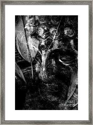 Buddha Manifesting Framed Print by Jorgo Photography - Wall Art Gallery