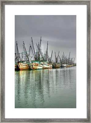 Buena Suerte Framed Print