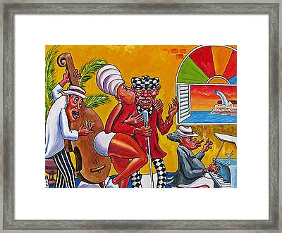 Buena Vista Social Club Framed Print