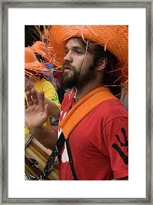Buenos Aires Parade 1 Framed Print