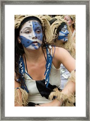 Buenos Aires Parade 2 Framed Print