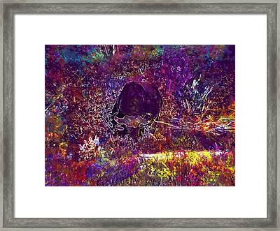 Buffalo Kenya Animal Safri  Framed Print