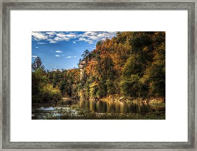 Buffalo National River Framed Print