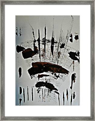 Buffalo Run Framed Print