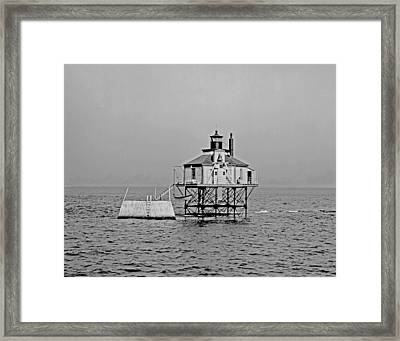 Bug Light 1906 Framed Print