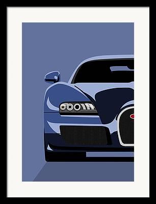 Supercar Framed Prints