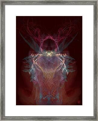 Bugei 01-le Framed Print by Yoroshii Minamoto - C G Rhine