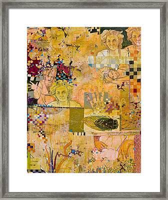 Bugged Framed Print by Chris Monette Appleton