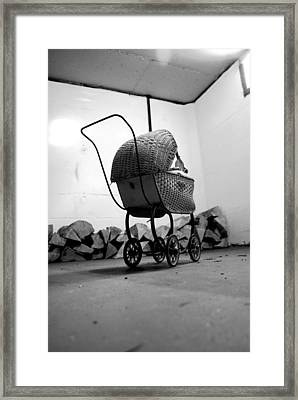Buggy Framed Print by Tom Melo