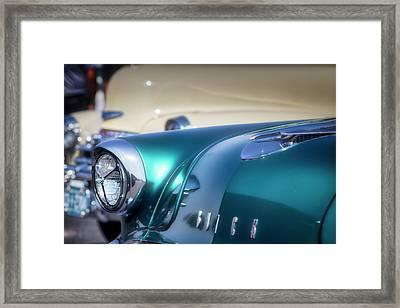 Buick Dreams Framed Print