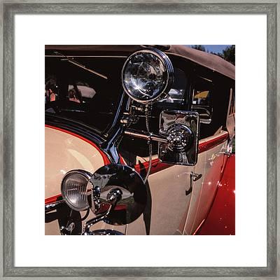 Buick Phaeton Framed Print