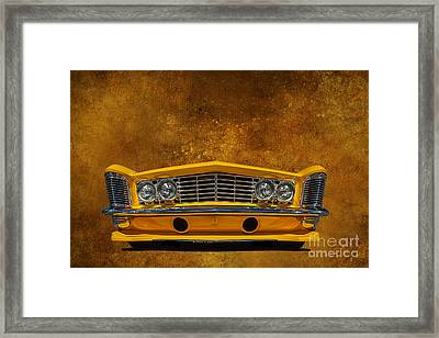 Buick Riviera Framed Print by Jim  Hatch