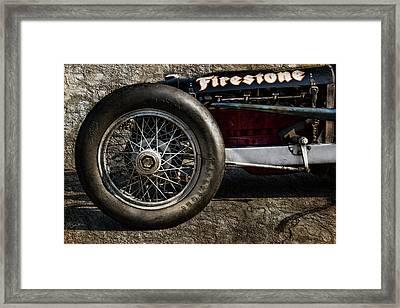 Buick Shafer 8 Framed Print