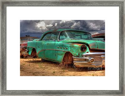 Buick Super Framed Print