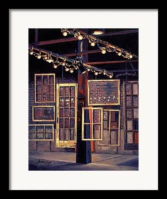 Dortch Stove Works Framed Prints