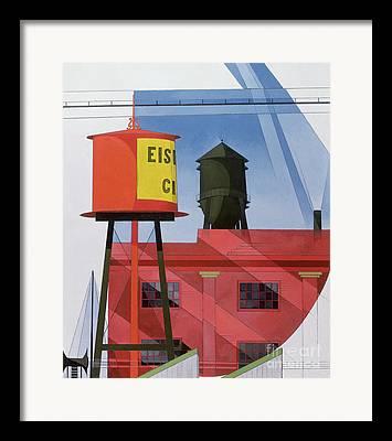 Demuth Framed Prints