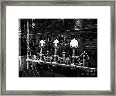 Bulbes Art Framed Print